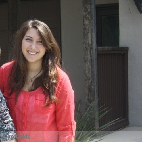 Canadian Nanny Provider Samantha C's Profile Picture