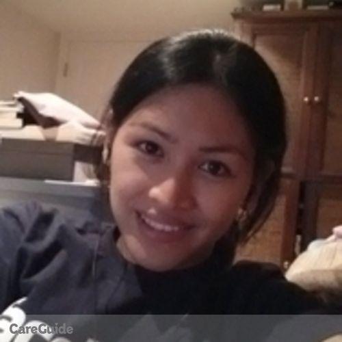 Canadian Nanny Provider Ma Velga Pancho's Profile Picture