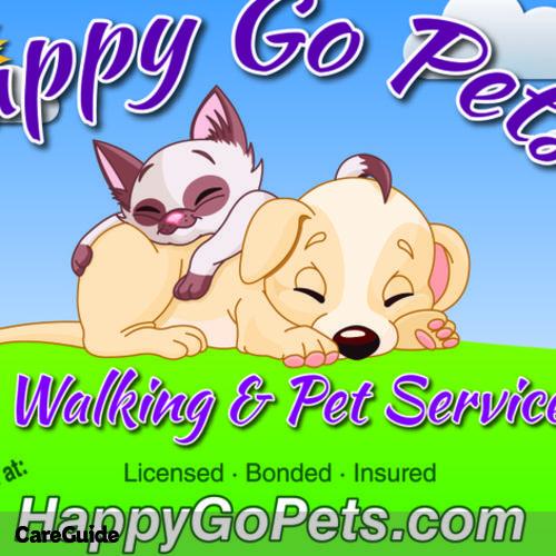 Pet Care Provider Silvia Marchiori's Profile Picture