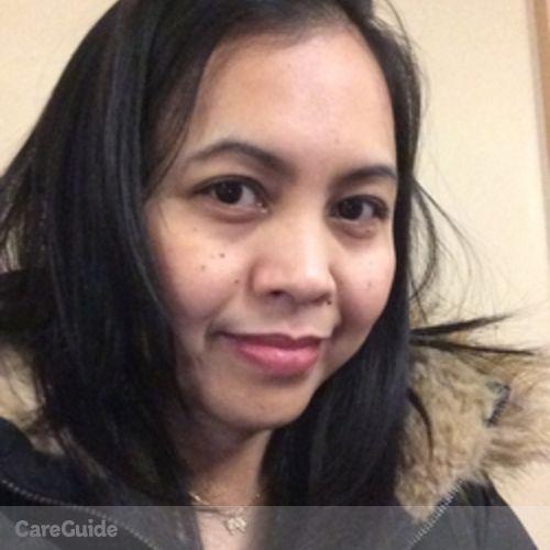 Canadian Nanny Provider Glenda Bolayon's Profile Picture