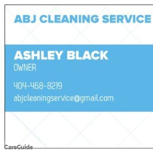 Housekeeper Provider Ashley B's Profile Picture