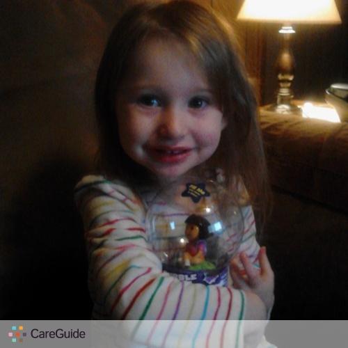 Child Care Job Jennifer Boozer's Profile Picture