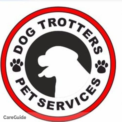 Pet Care Provider Dog Trotters's Profile Picture