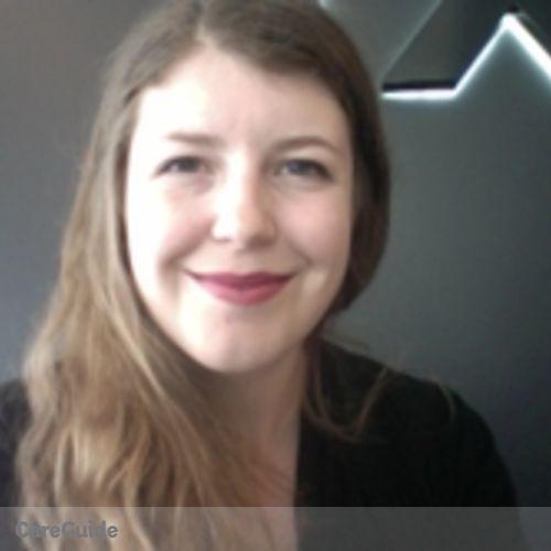Canadian Nanny Provider Jenn Whyte's Profile Picture