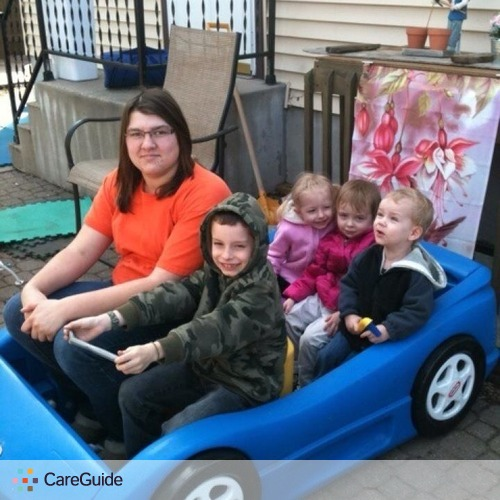 Child Care Provider Candice C's Profile Picture