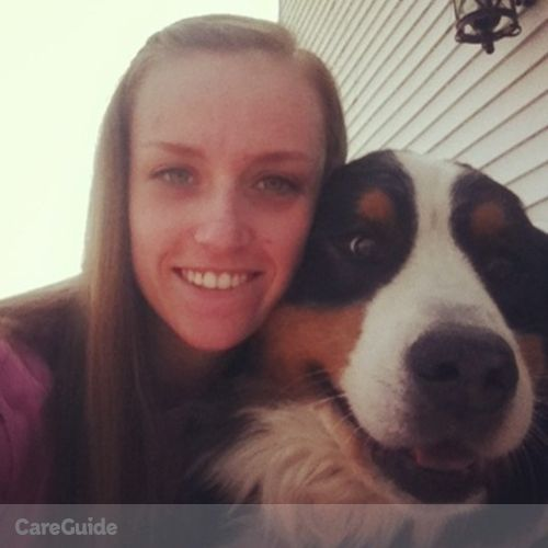 Pet Care Provider Taylor McVey's Profile Picture