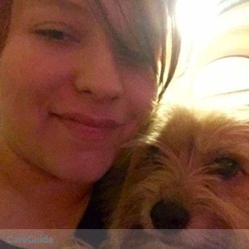 Pet Care Job Summer Wilkinson's Profile Picture