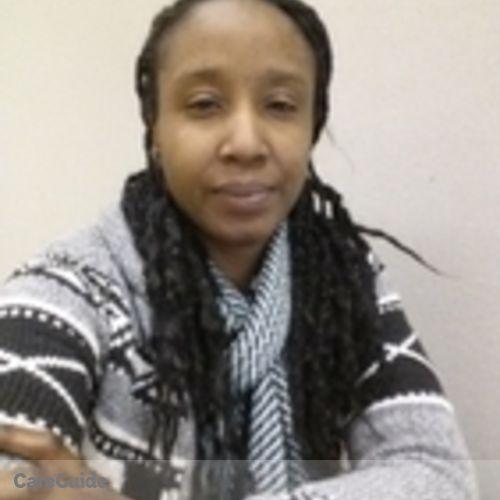 Canadian Nanny Provider Rochelle Davis's Profile Picture