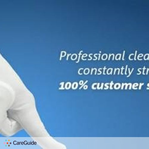 Housekeeper Provider Goetz it Clean's Profile Picture