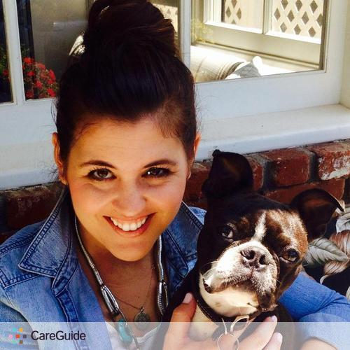 Pet Care Provider Lindsay Andrews's Profile Picture