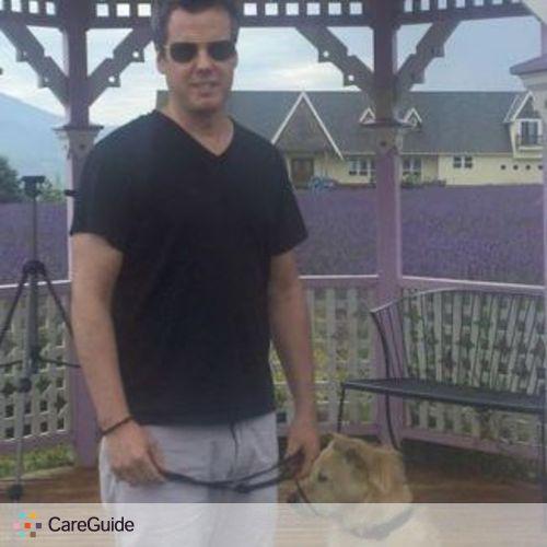 Pet Care Provider Brandon R's Profile Picture