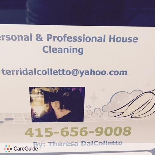 Housekeeper Provider Theresa DalColletto's Profile Picture