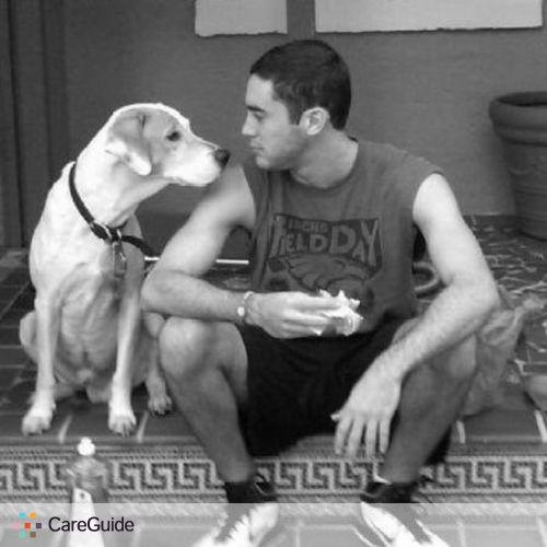 Pet Care Provider Bryan D's Profile Picture