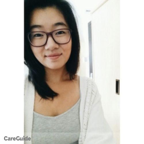 Canadian Nanny Provider Carmen Lee's Profile Picture