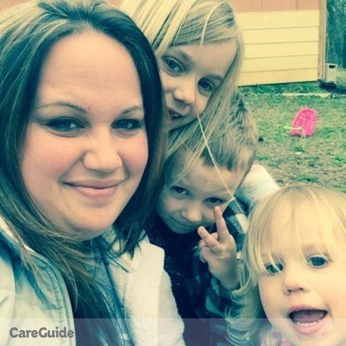 Child Care Provider Whitney H's Profile Picture