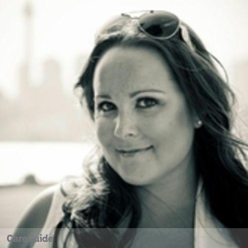 Canadian Nanny Provider Laura Sarson's Profile Picture