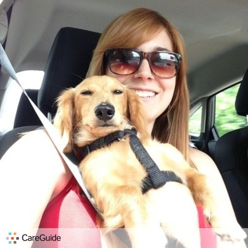 Pet Care Provider Olivia Napoleon's Profile Picture