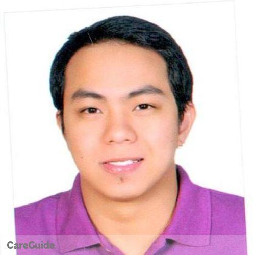 Elder Care Provider Erwin Rex L's Profile Picture