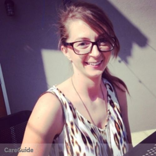 Canadian Nanny Provider Eva H.'s Profile Picture