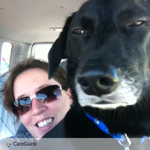 Pet Care Job Sasha J's Profile Picture