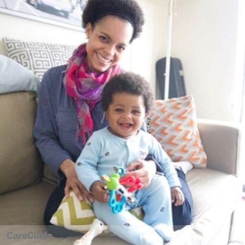 Canadian Nanny Provider Marianella Ramos's Profile Picture