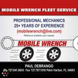Mechanic Job in Palm Harbor