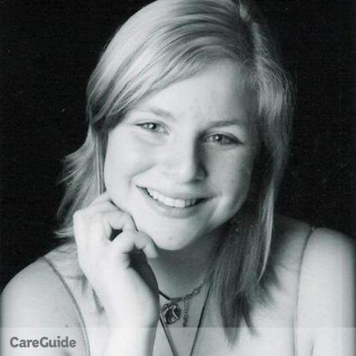 Canadian Nanny Provider Chelsea F's Profile Picture