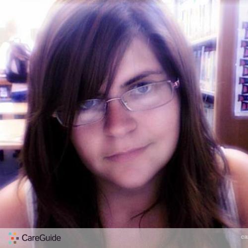 Child Care Provider Christin C's Profile Picture