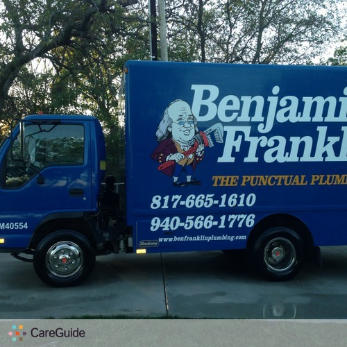 Plumber Job Benjamin Franklin Plumbing's Profile Picture