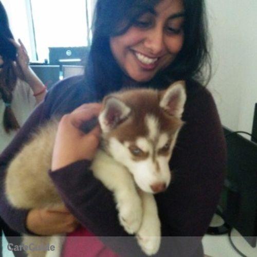 Pet Care Provider Shreya Gupta's Profile Picture