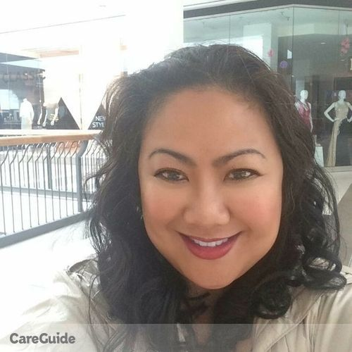 Canadian Nanny Provider Dolly Buenacosa's Profile Picture