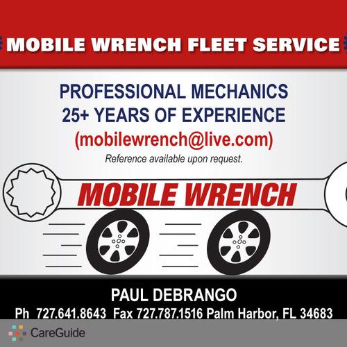 Mechanic Job Mia F's Profile Picture