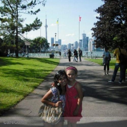 Canadian Nanny Provider Giovanna P's Profile Picture