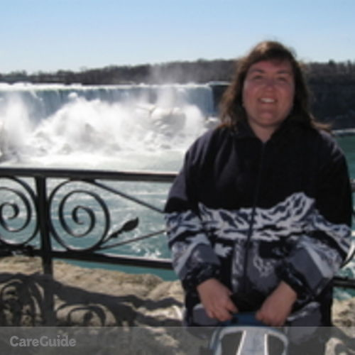 Canadian Nanny Provider Deborah Murray's Profile Picture