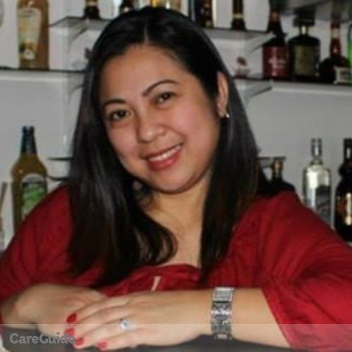 Canadian Nanny Provider Melanie Marquez's Profile Picture