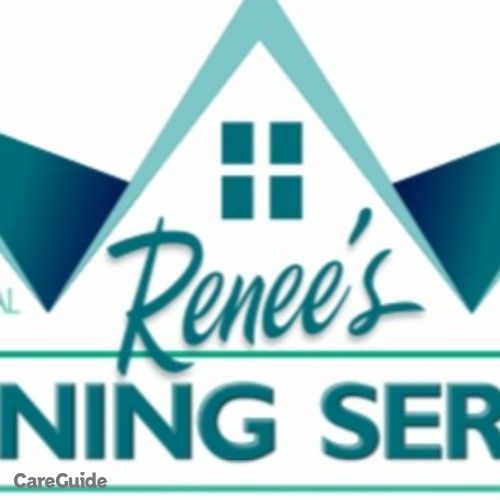 Housekeeper Provider Renee's Cleaning Services's Profile Picture