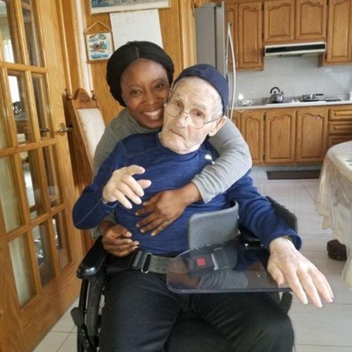 Elder Care Provider Kunbi A's Profile Picture
