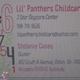 Babysitter, Daycare Provider in Cushing