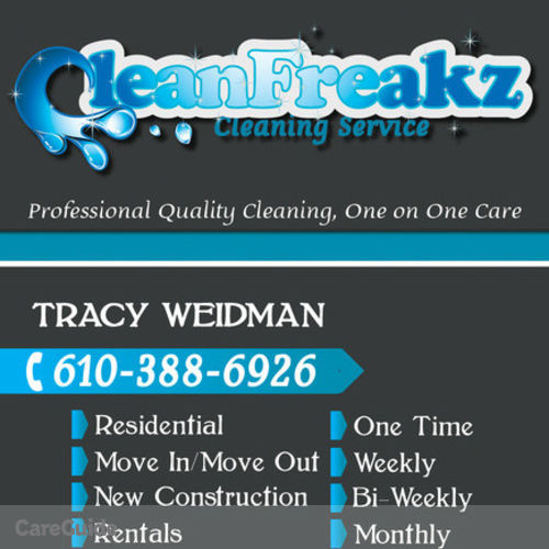 Housekeeper Provider Tracy Weidman's Profile Picture