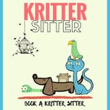 Mobile Sitter for Cats, Bird, Fish, Reptiles and Small Animals
