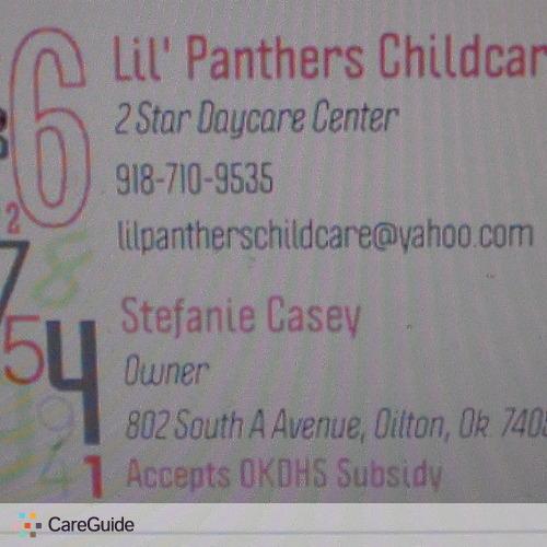 Child Care Provider Stefanie Casey's Profile Picture