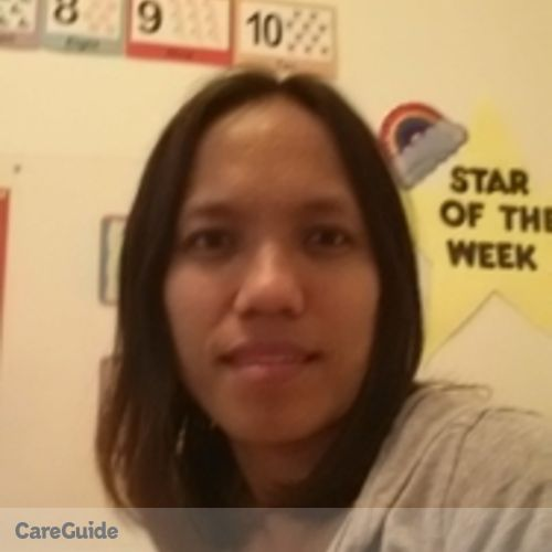 Canadian Nanny Provider Desiree D's Profile Picture