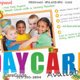 Daycare Provider in Syracuse