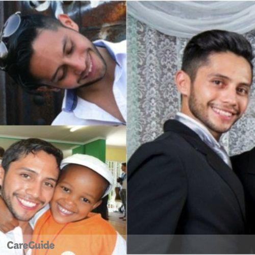 Canadian Nanny Provider Miguel Espinosa's Profile Picture