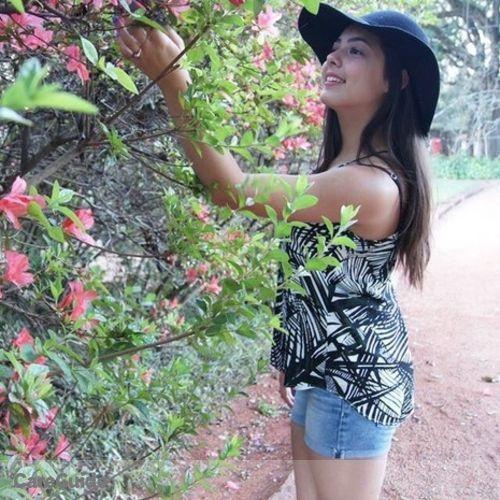 Canadian Nanny Provider Giovanna Lazzarini's Profile Picture