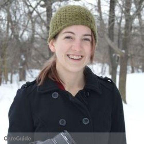 Canadian Nanny Provider Brianna Pugh's Profile Picture
