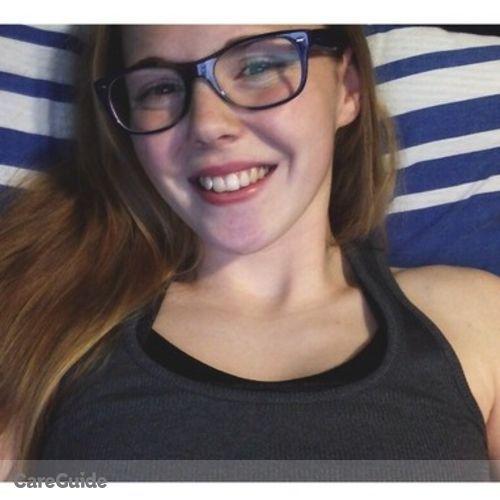 Canadian Nanny Provider Breanne P's Profile Picture