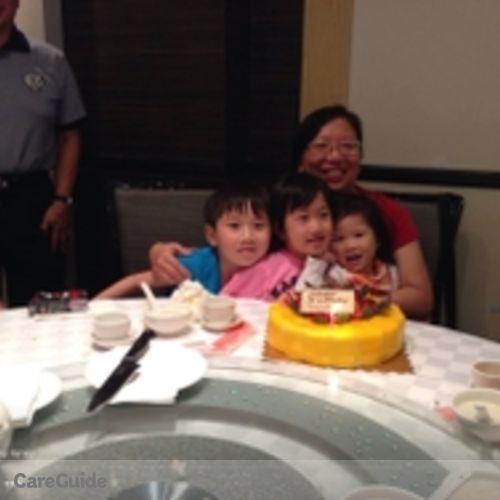 Canadian Nanny Provider Cecilia Tan's Profile Picture