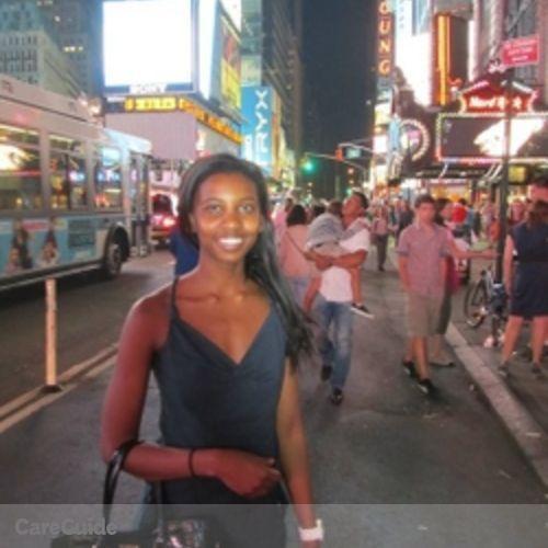 Canadian Nanny Provider Donna Ameny's Profile Picture