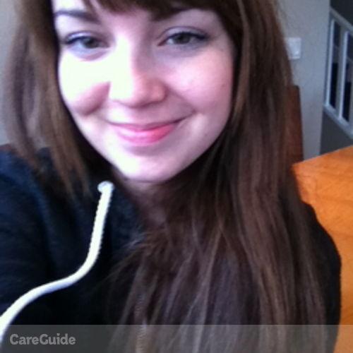 Canadian Nanny Provider Julia F's Profile Picture